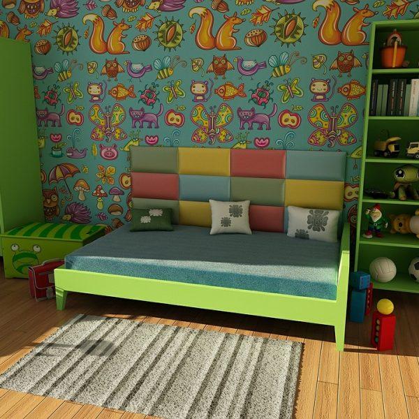 חדרי ילדים מעץ מלא